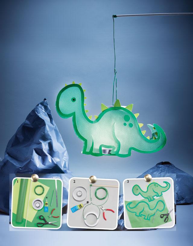 Dinozor lamba