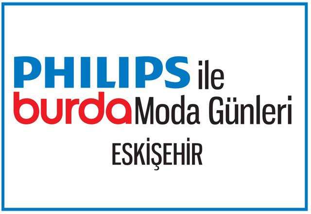 Philips ile Burda Moda Günleri Eskişehir'deydi