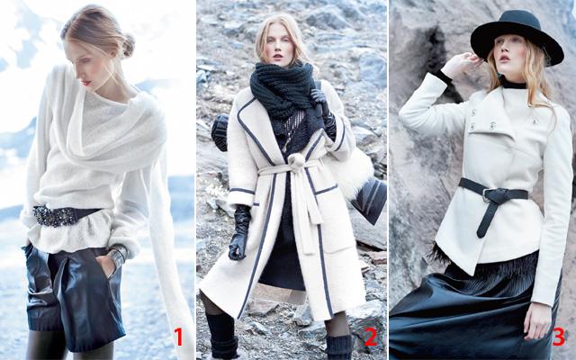 Kış modasında en yeniler