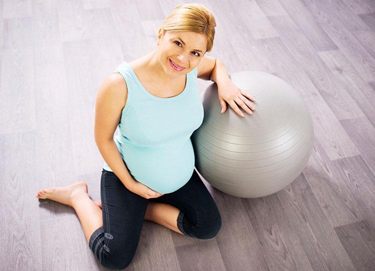Hamilelikte Egzersiz Ve Faydaları