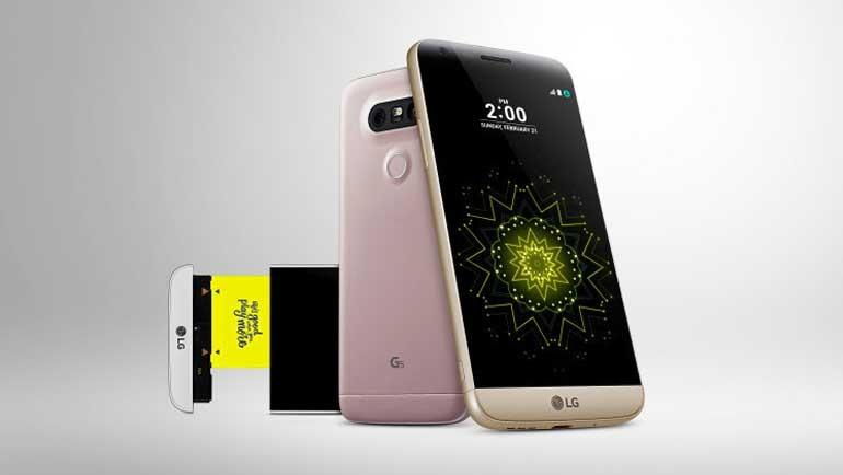 MWC: LG G5, resmi olarak tanıtıldı!