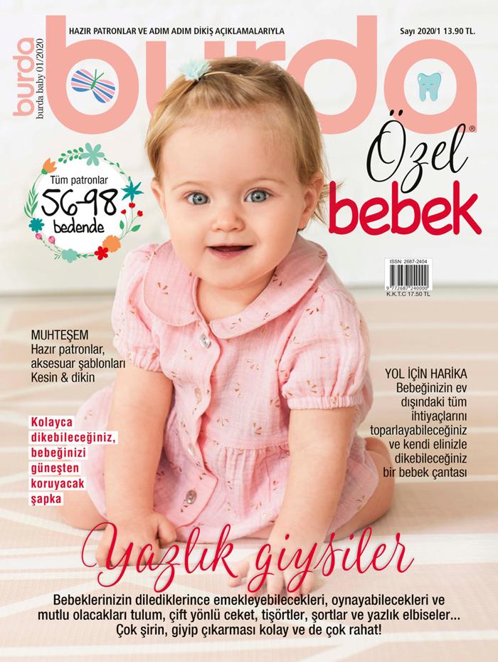 Burda Bebek 2020/01