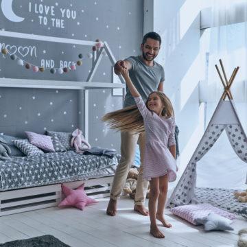 Çocuk odaları için altın tavsiyeler